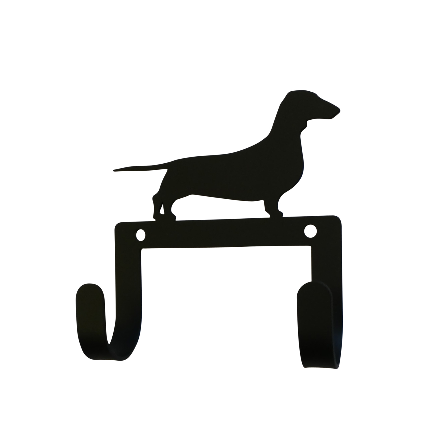NEW - Dachshund - Leash and Collar Wall Hook