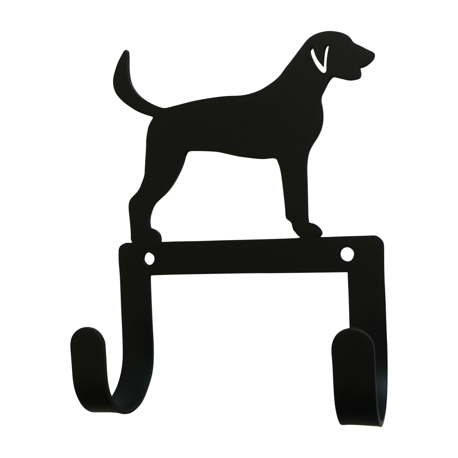 NEW - Fox Hound - Leash and Collar Wall Hook