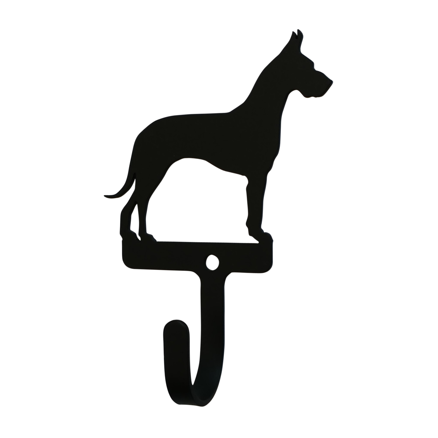 NEW - Great Dane - Wall Hook Small