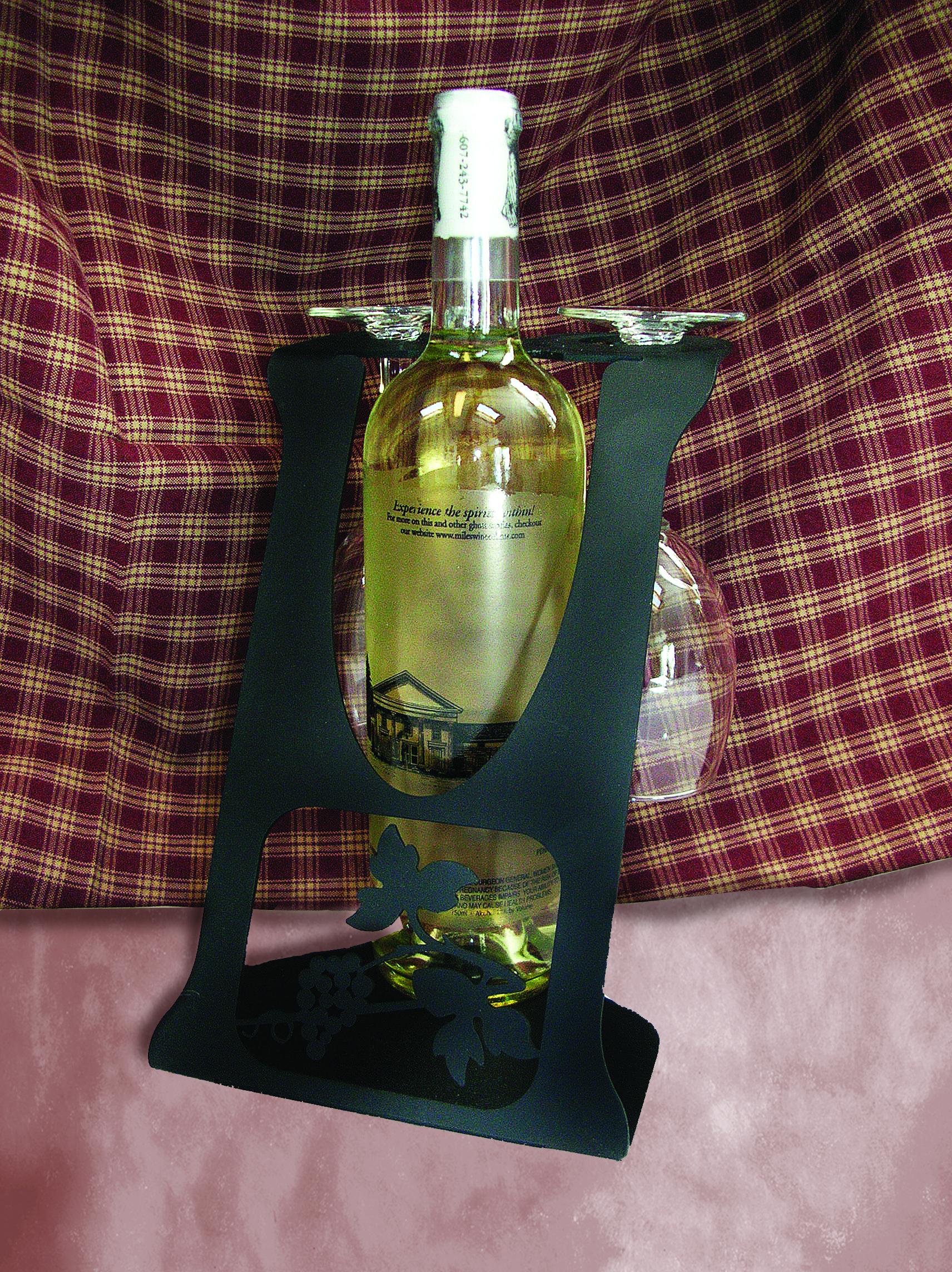 Grapevine Design - Wine Holder
