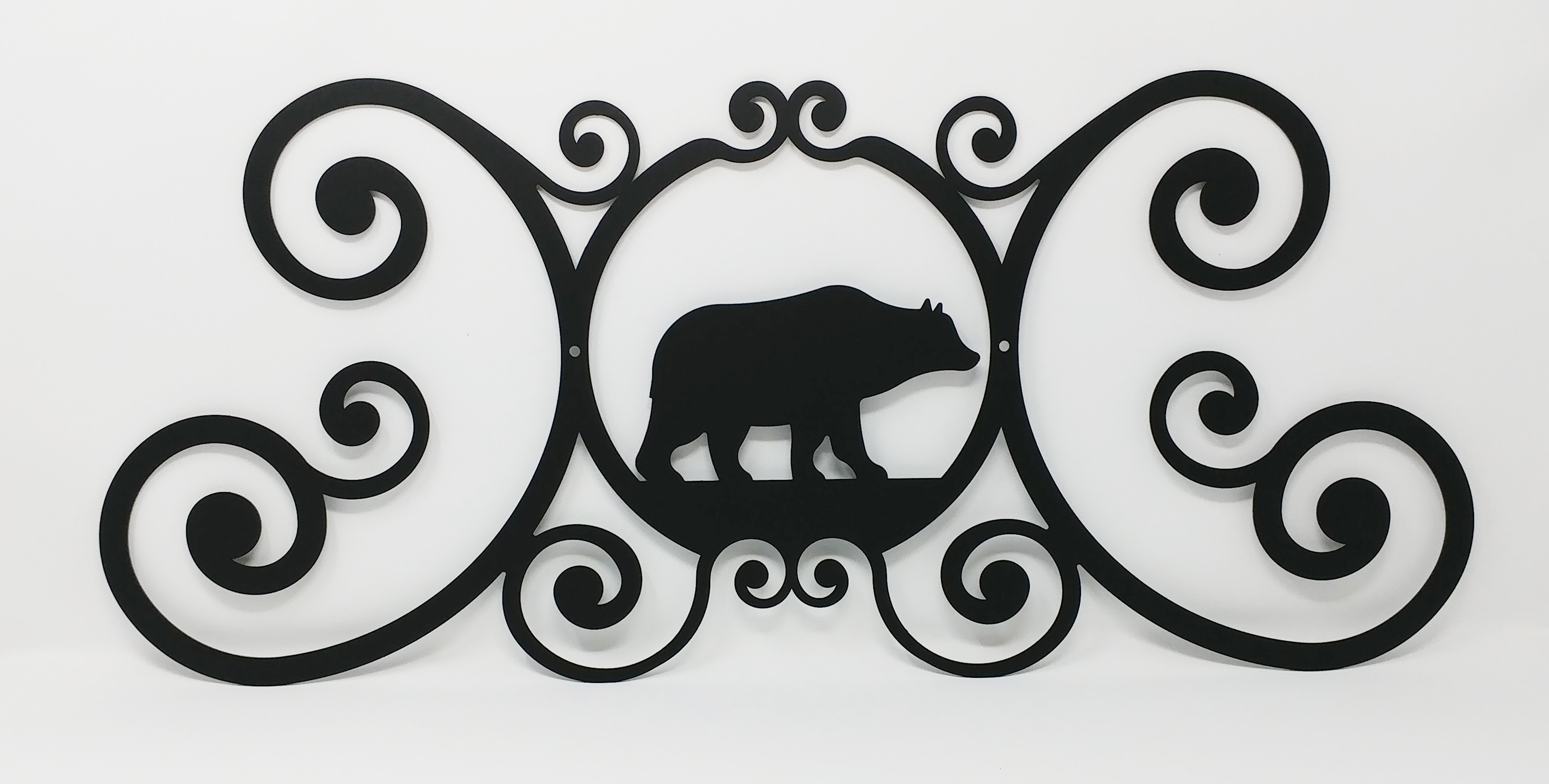 Bear - Over Door Plaque