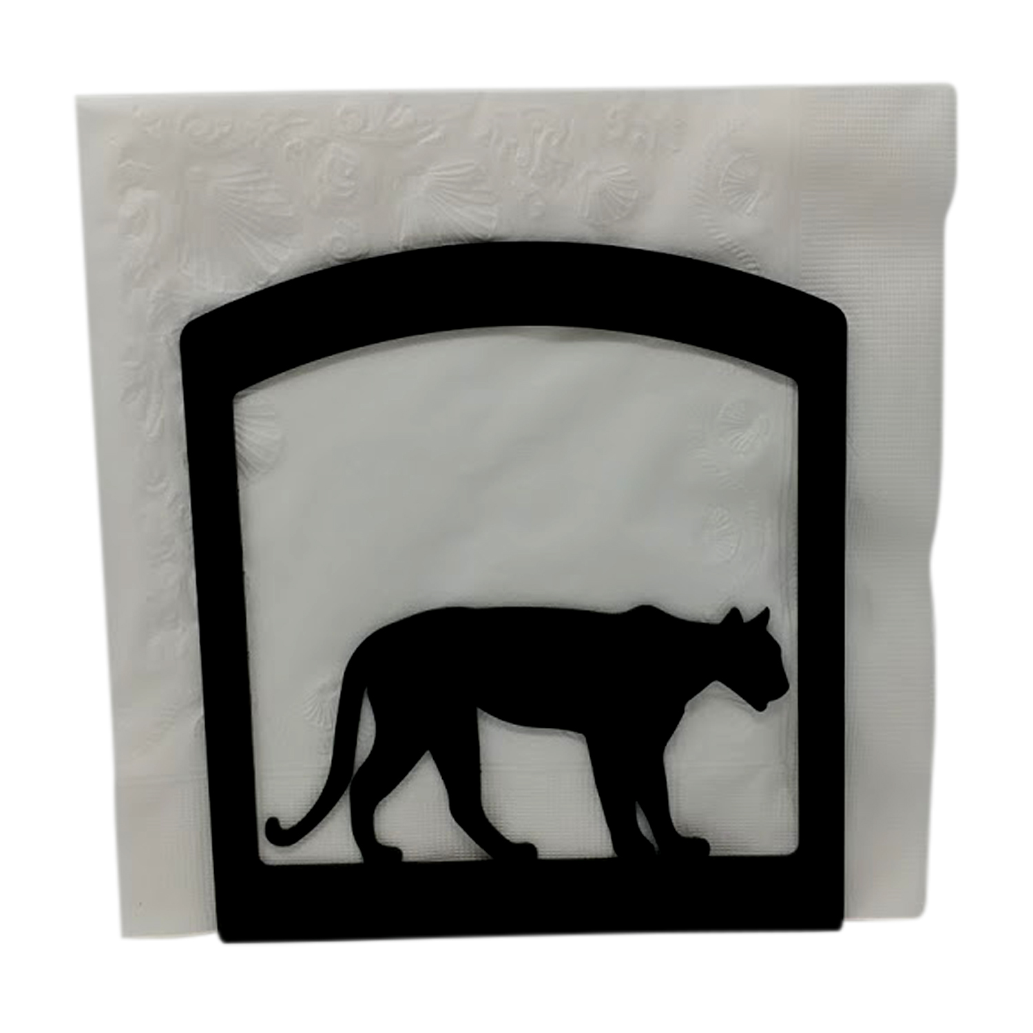 NEW - Mountain Lion - Napkin Holder
