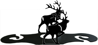 Elk - Wine Caddy