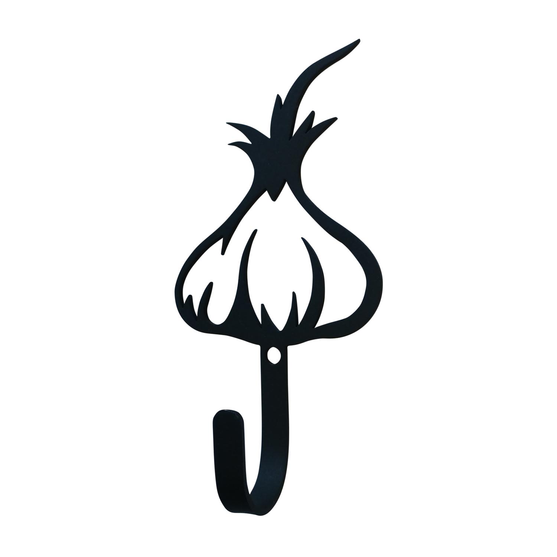 NEW - Garlic Bulb-Wall Hook Small