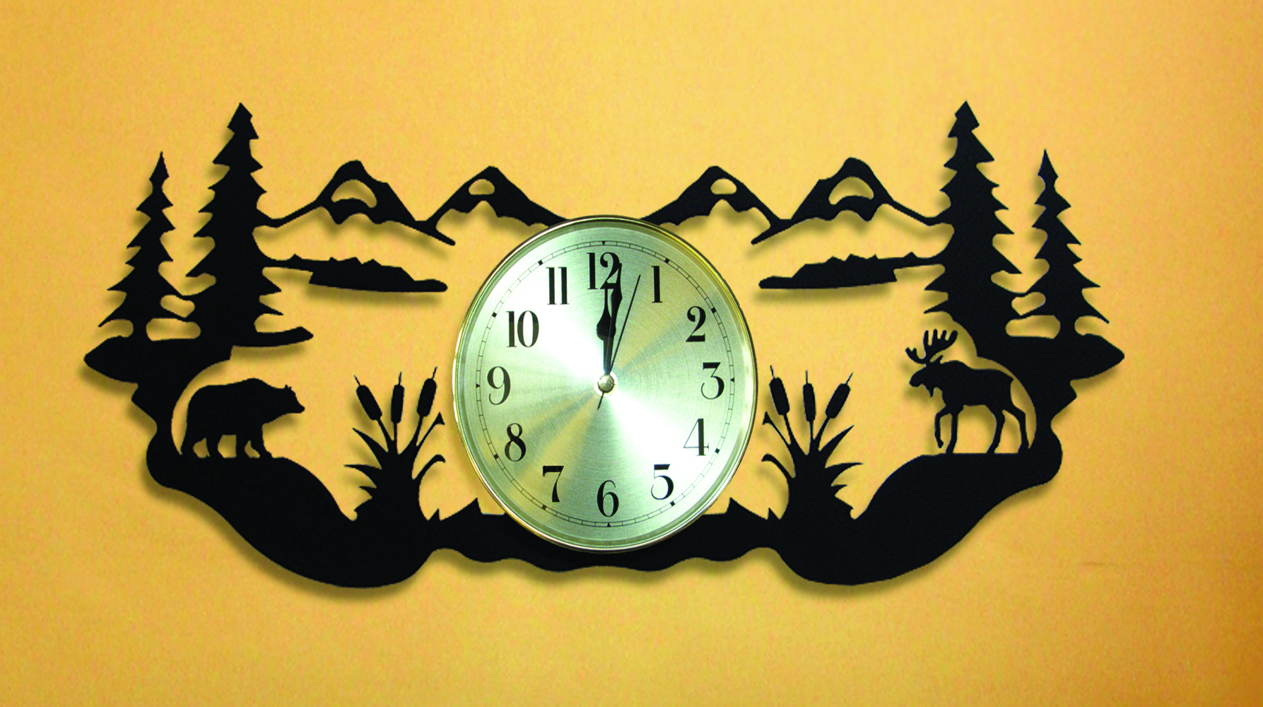 Adirondack - Wall Clock - LIMITED Quantities
