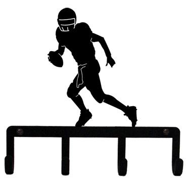 Football Player - Key Holder