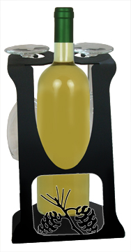 Pinecone - Wine Holder