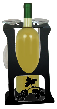 Grapevine Design - Wine Holder