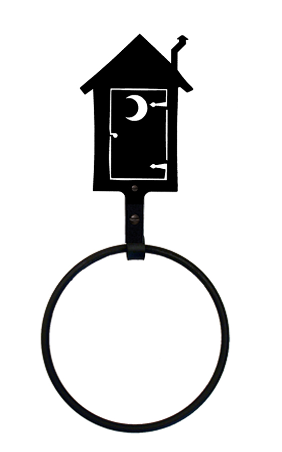 Outhouse - Towel Ring