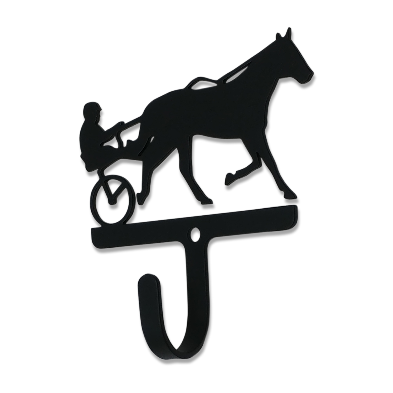 NEW-Harness Racing- Wall Hook Small