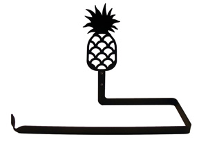 Pineapple - Paper Towel Holder Horizontal Wall Mount