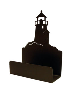 NO LONGER AVAILABLE - Lighthouse - Business Card Holder