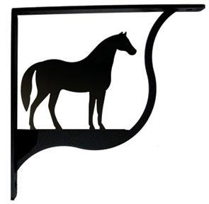 Horse Shelf Bracket Large