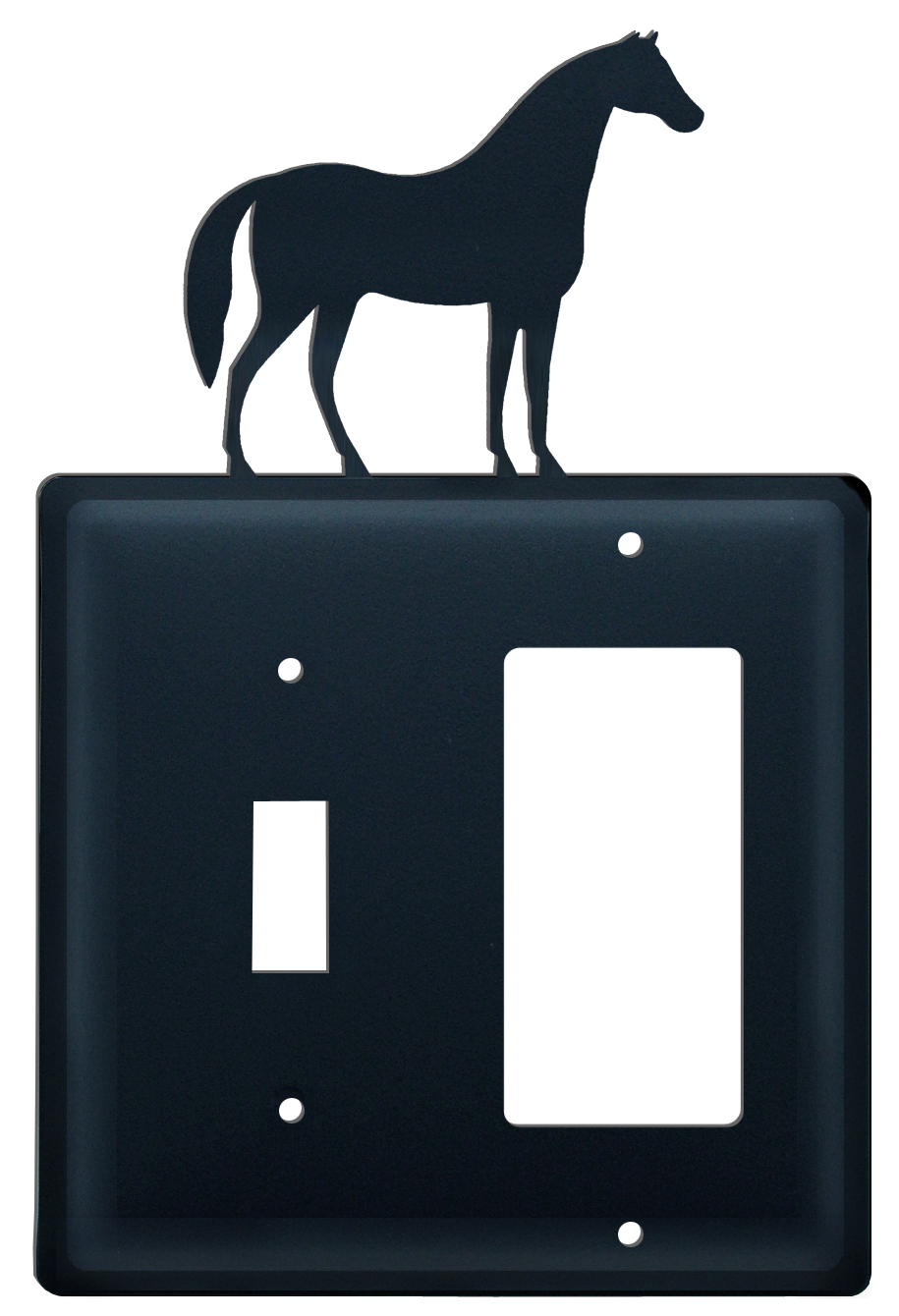 Horse - Single Switch & GFI