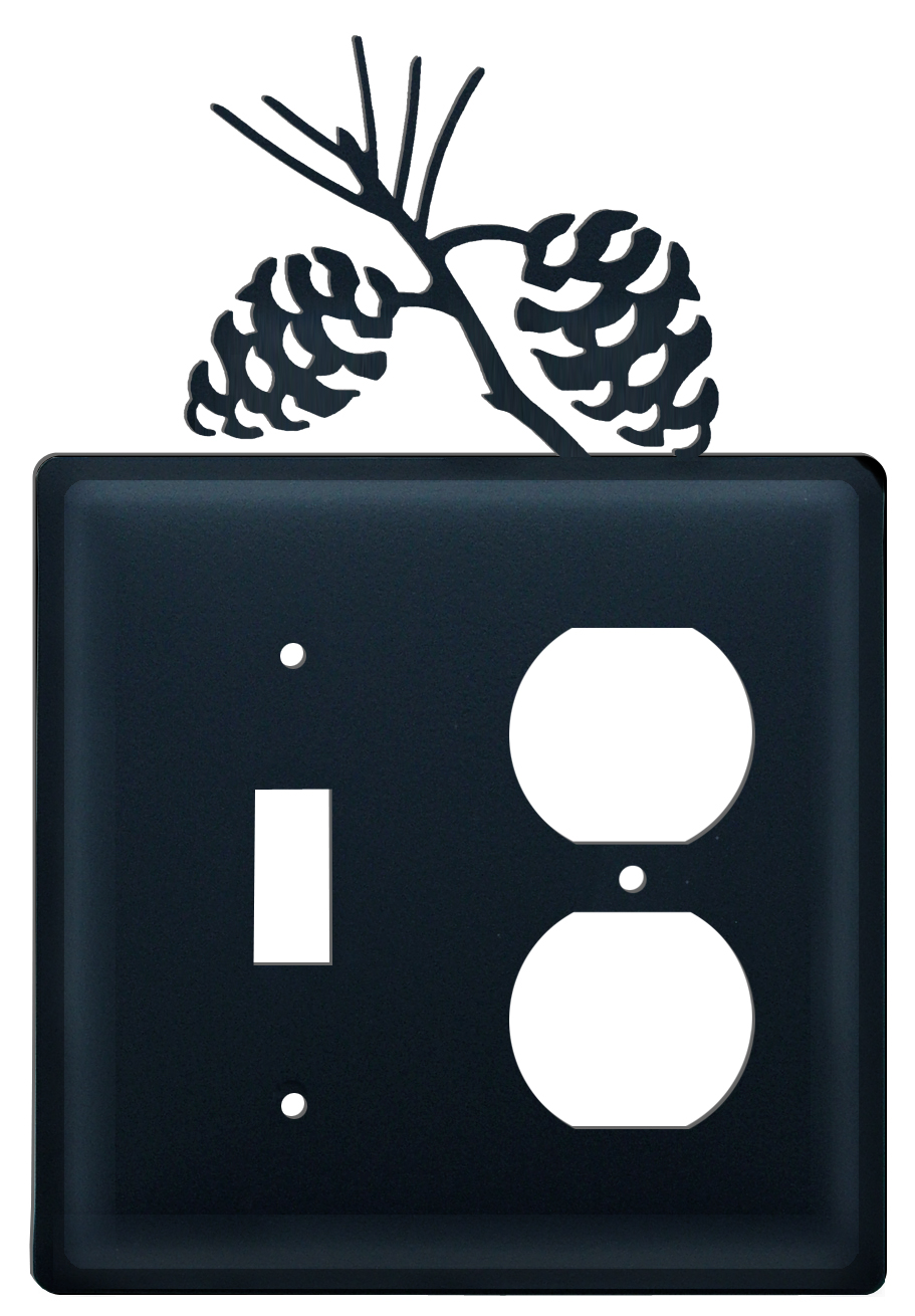 Pinecone - Switch & Outlet Cover
