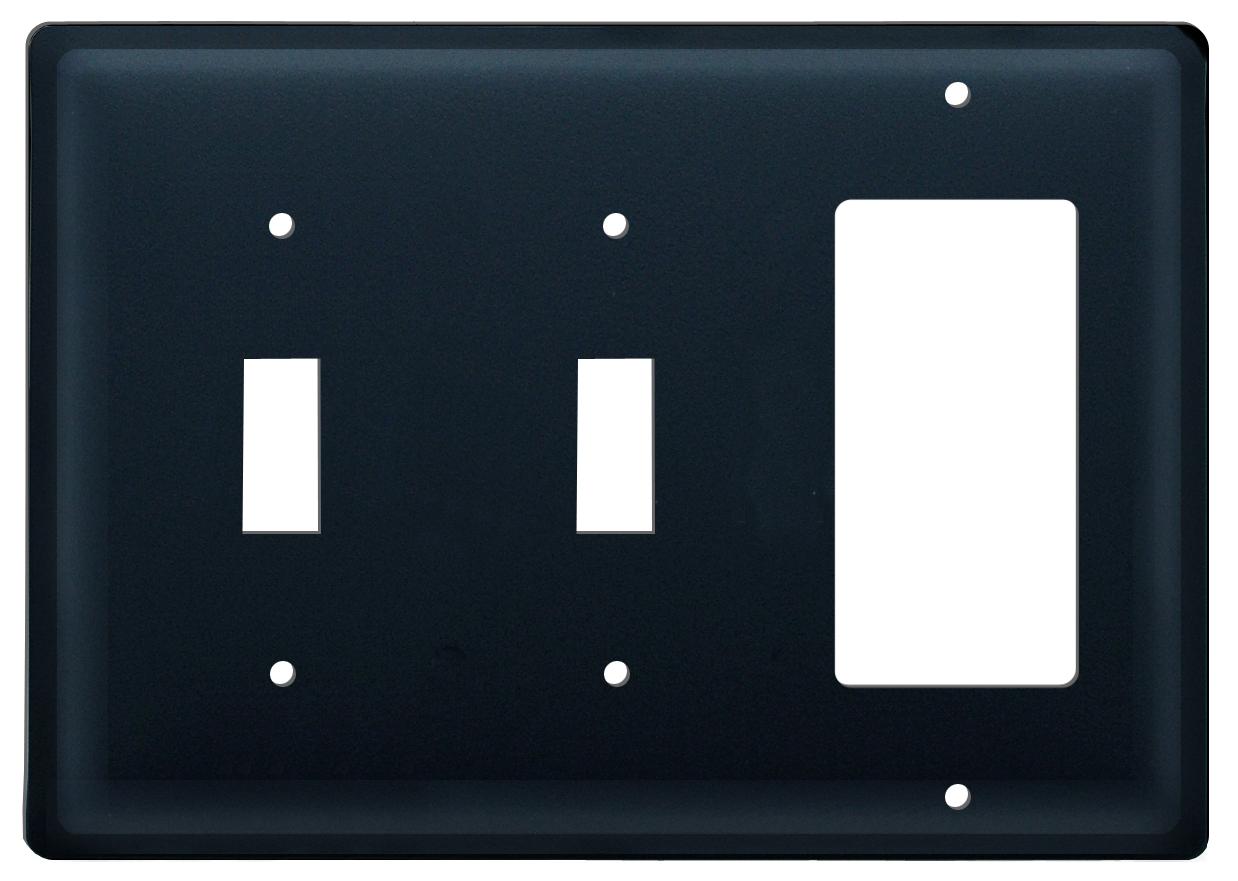 Plain -  Switch Cover Triple