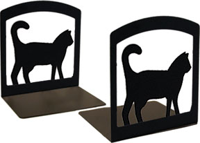 Cat - Book Ends