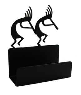 NO LONGER AVAILABLE - Kokopelli - Business Card Holder