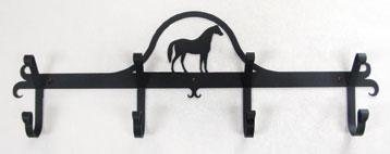 Standing Horse - Coat Bar