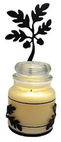 Acorn - Large Jar Scon