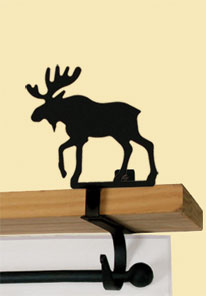 Moose - Curtain Shelf Brackets