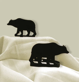 Bear - Curtain Tie Backs