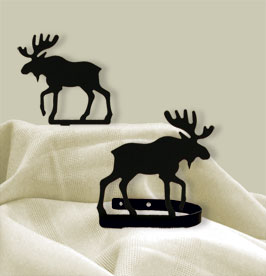 Moose - Curtain Tie Backs