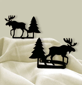 Moose & Pine - Curtain Tie Backs