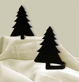 Pine Tree - Curtain Tie Backs