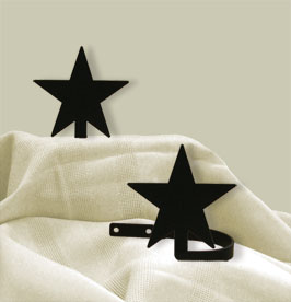 Star - Curtain Tie Backs