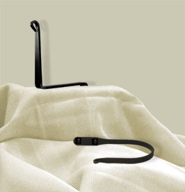 Plain - Curtain Tie Backs