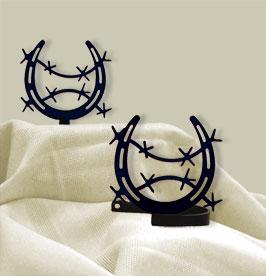 Horseshoe - Curtain Tie Backs