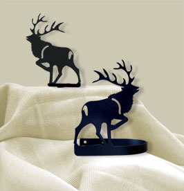 Elk - Curtain Tie Backs