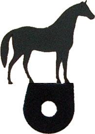 Horse - Cabinet Door Silhouette