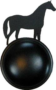 Horse - Door Knob