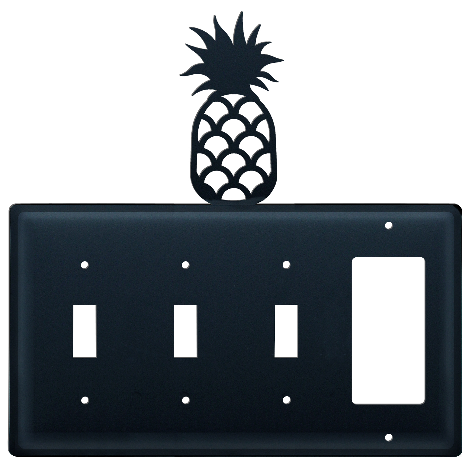 Pineapple - Triple Switch & Single GFI