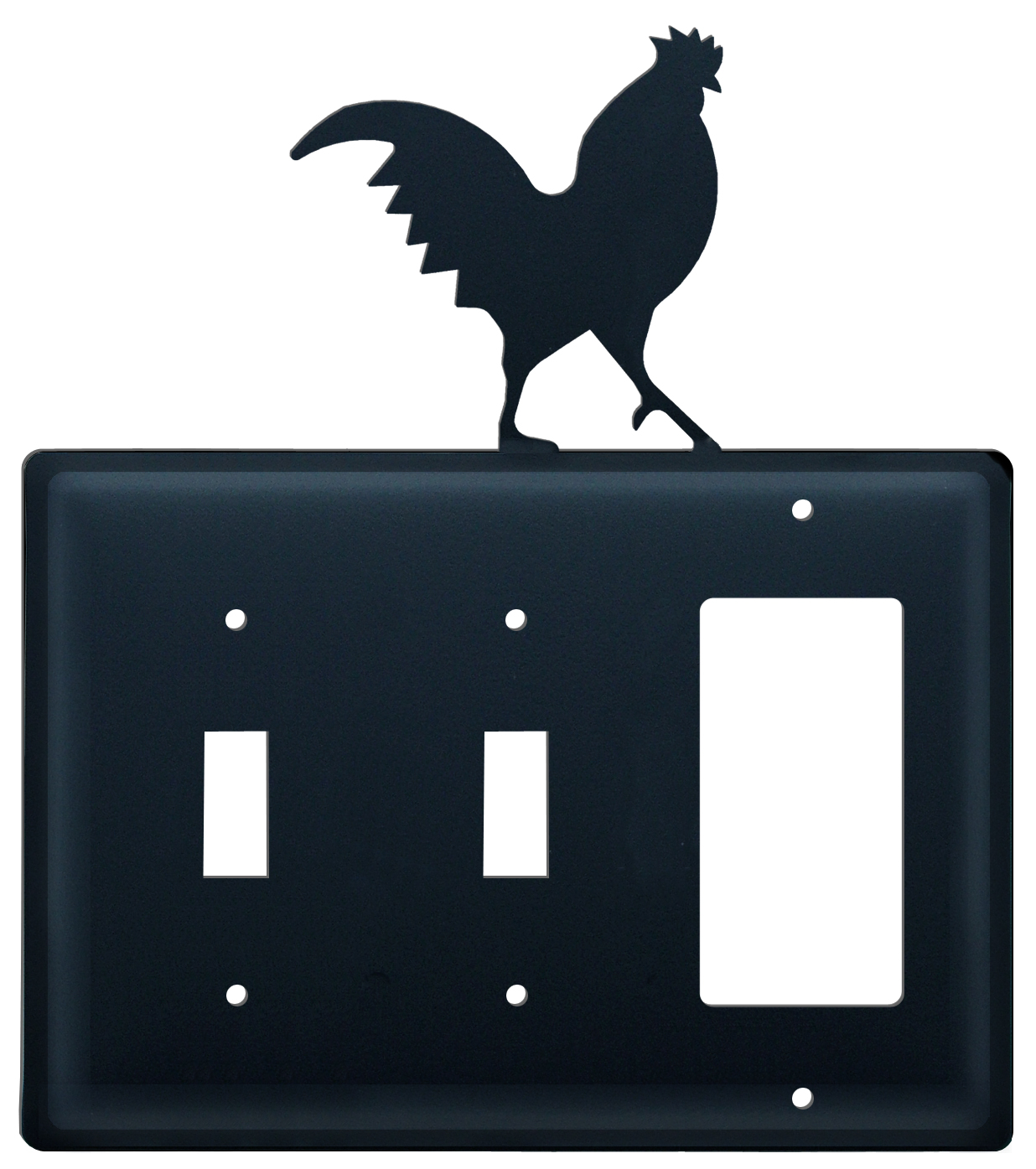 Rooster -  Switch Cover Triple