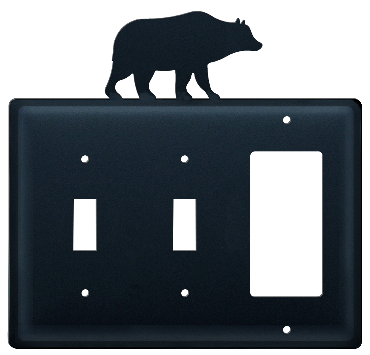 Bear -  Switch Cover Triple