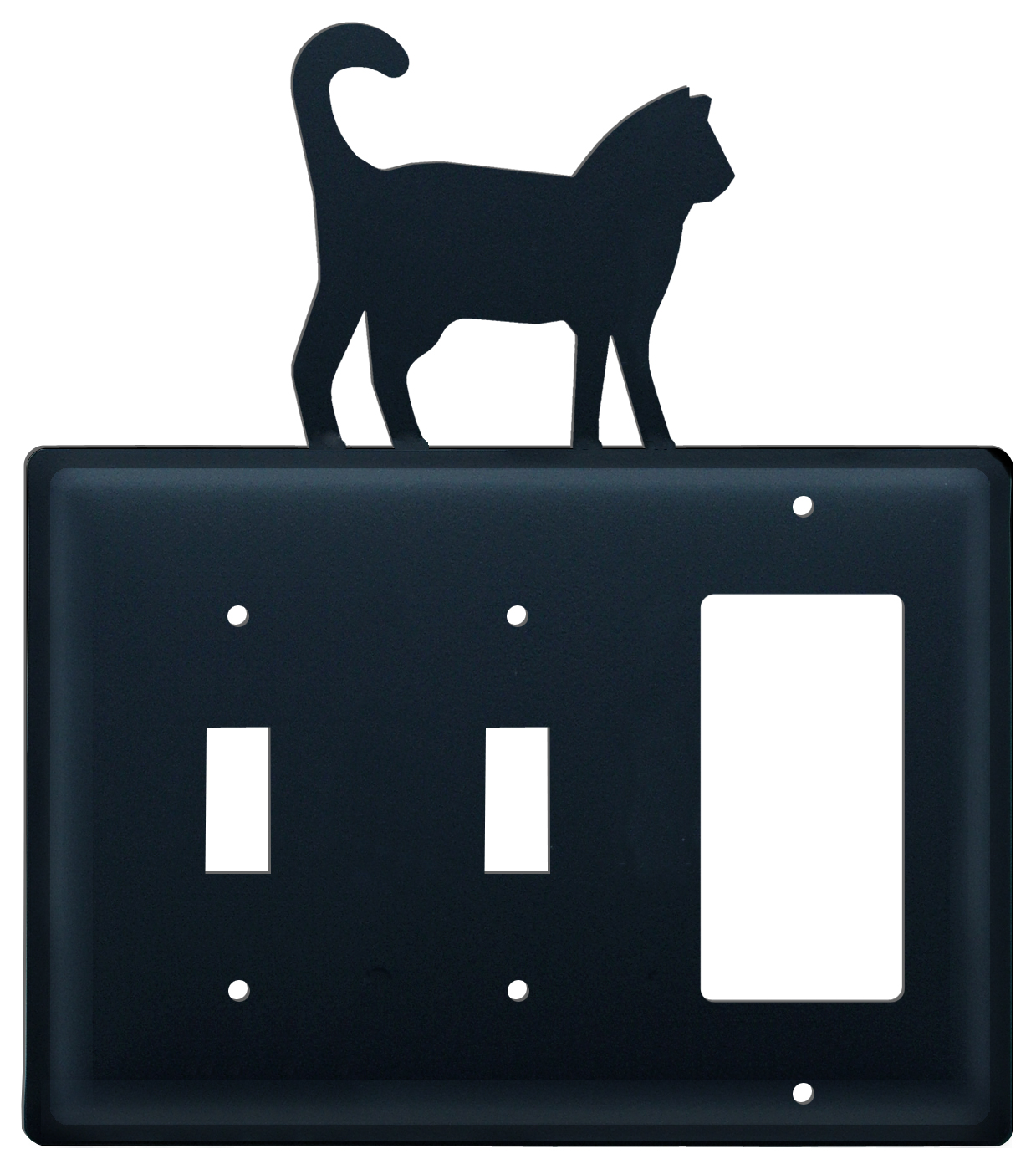 Cat -  Switch Cover Triple