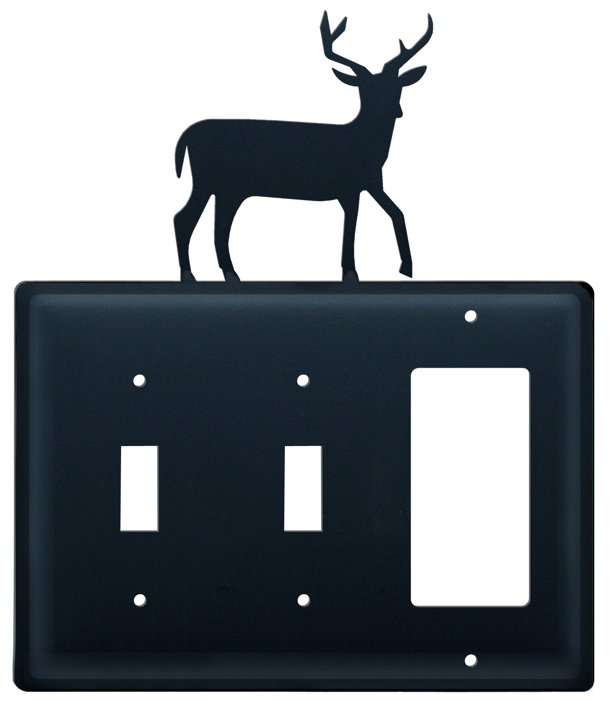 Deer -  Switch Cover Triple