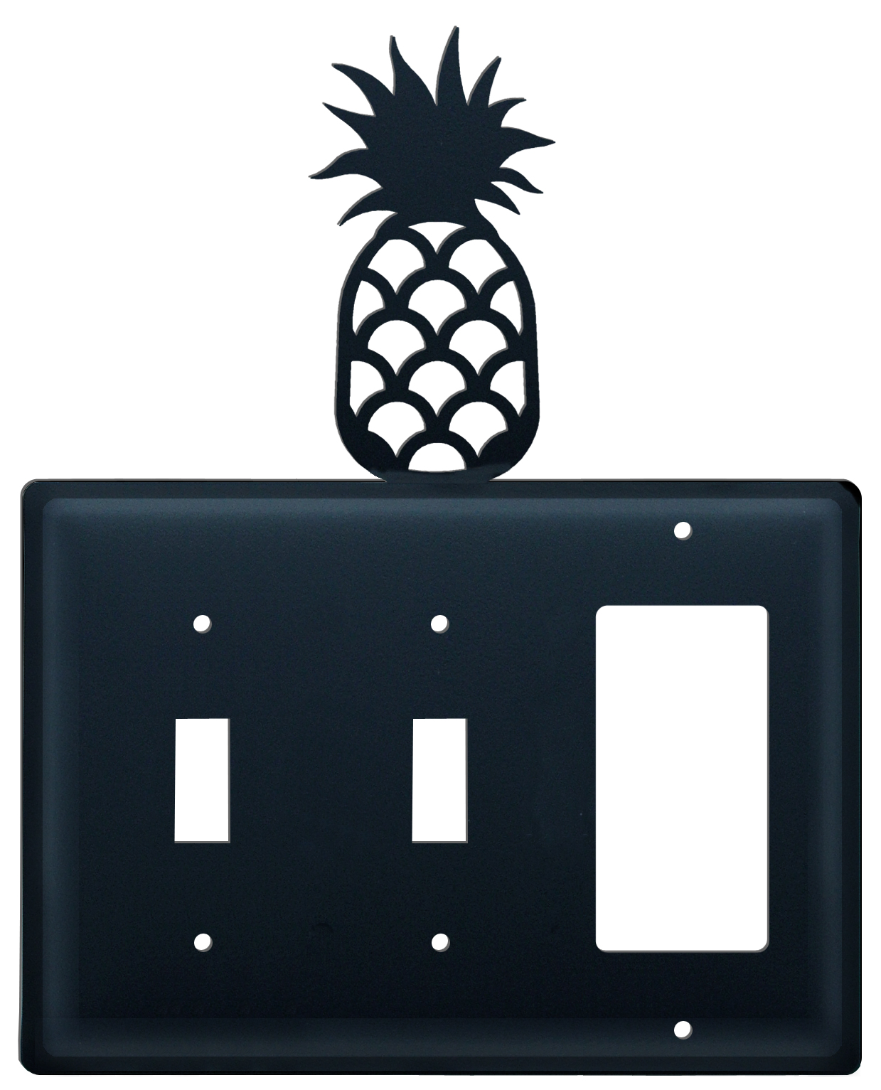 Pineapple -  Switch Cover Triple