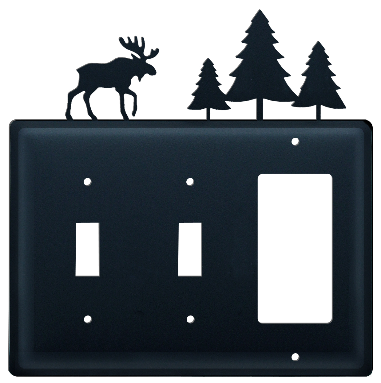 Trees -  Switch Cover Triple