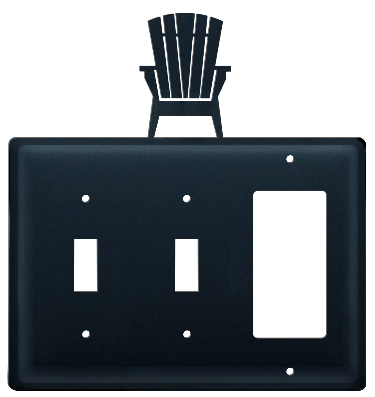 Adirondack -  Switch Cover Triple