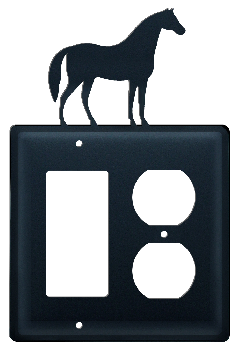 Horse - Single GFI &, Outlet