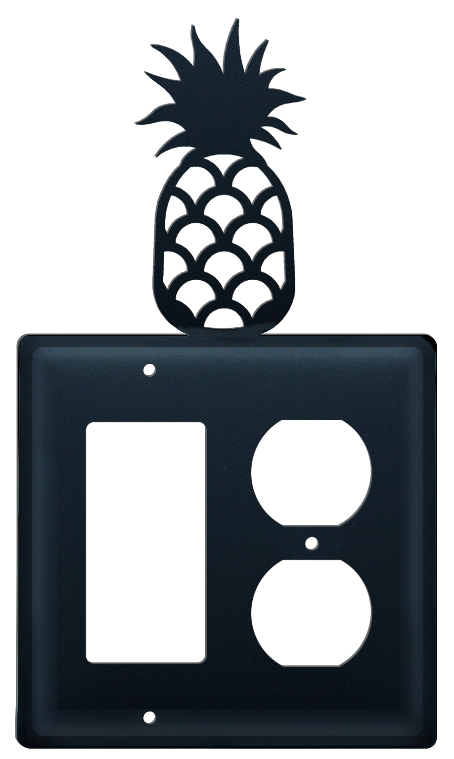Pineapple - Single GFI &, Outlet