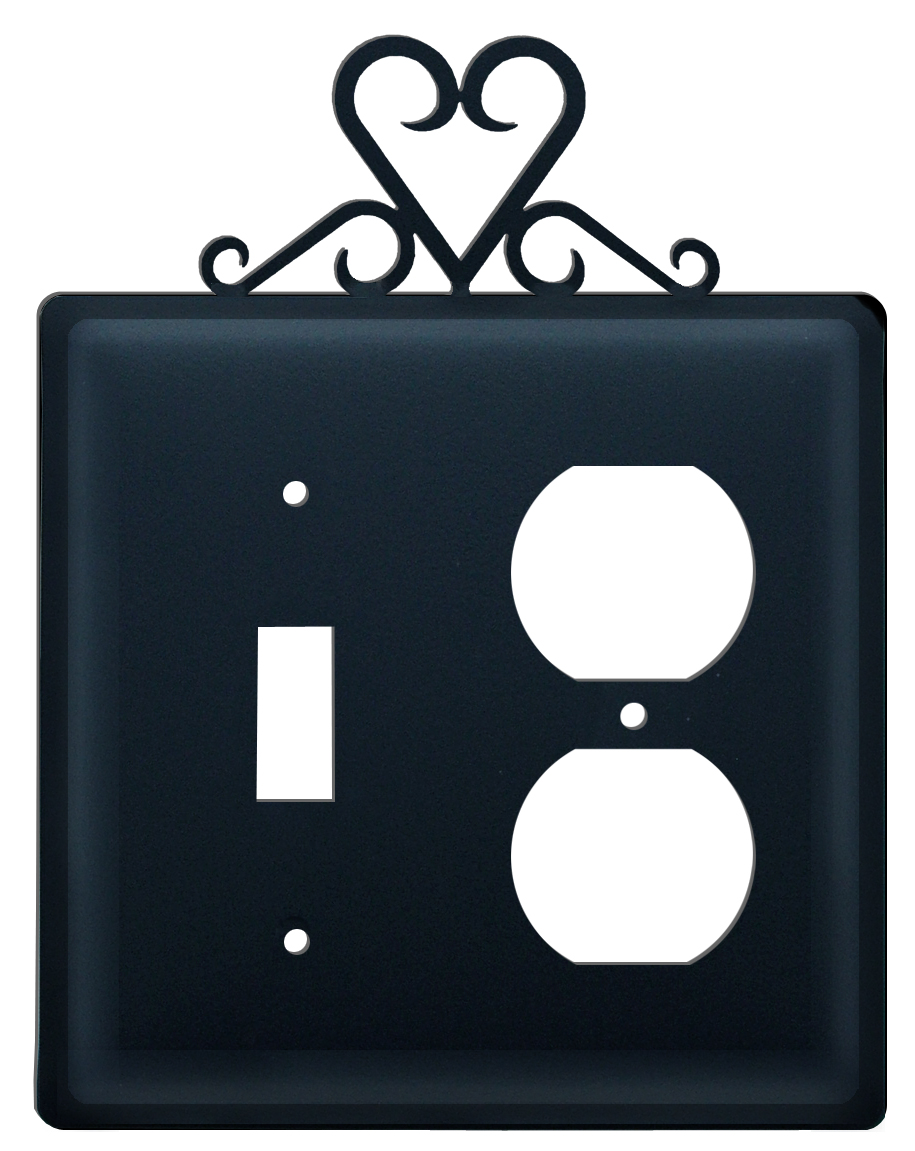 Heart - Switch & Outlet Cover