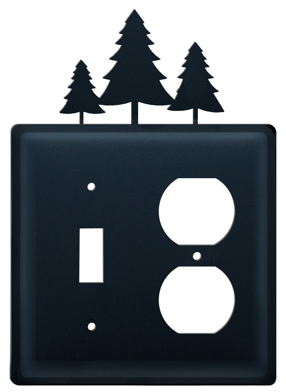 Pine Trees - Switch&Outlet C