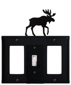 Moose - Single GFI, Switch and GFI Cover