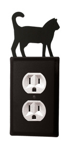 Cat - Single Outlet Cover
