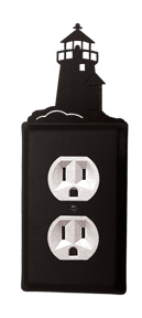 Lighthouse - Single Outlet Cover